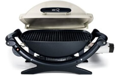 weber q100 test i mobiler und g nstiger gasgrill von weber im test. Black Bedroom Furniture Sets. Home Design Ideas