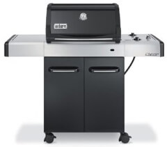 weber spirit e210 test feinschmecker gasgrill von weber im test. Black Bedroom Furniture Sets. Home Design Ideas