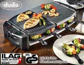 aldi raclette test 2016 aldi quigg ambiano im test. Black Bedroom Furniture Sets. Home Design Ideas
