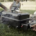 Weber Go-Anywhere Gas Test – der kompakte Weber Gasgrill