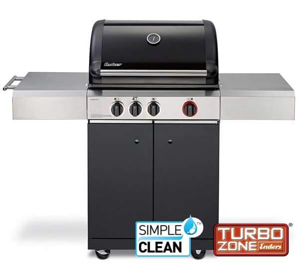 enders kansas 3 turbo sc 2014 test ender gasgrill test. Black Bedroom Furniture Sets. Home Design Ideas