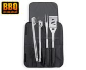 Aldi BBQ Grillbesteck mit Tasche