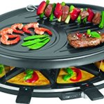 Clatronic RG 3517 Raclette Grill im Test