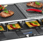 Clatronic RG 3518 Raclette Grill im Test