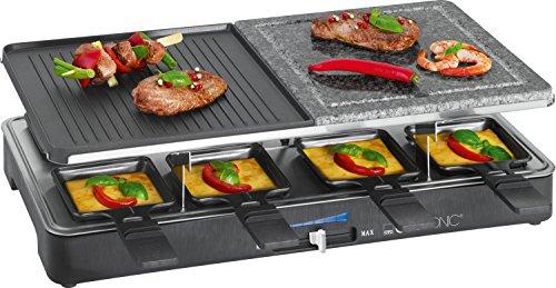 Clatronic Elektrogrill Test : Clatronic rg raclette grill im test